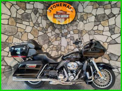 2012 Harley-Davidson Touring Road Glide Ultra Vivid Black for sale