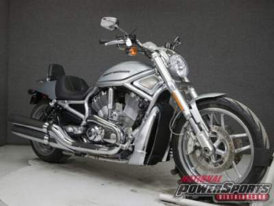 2012 Harley-Davidson V-ROD DX VROD NIGHT ROD SPECIAL 10TH ANNIVERSARY BRILLIANT SILVER PEARL for sale craigslist photo