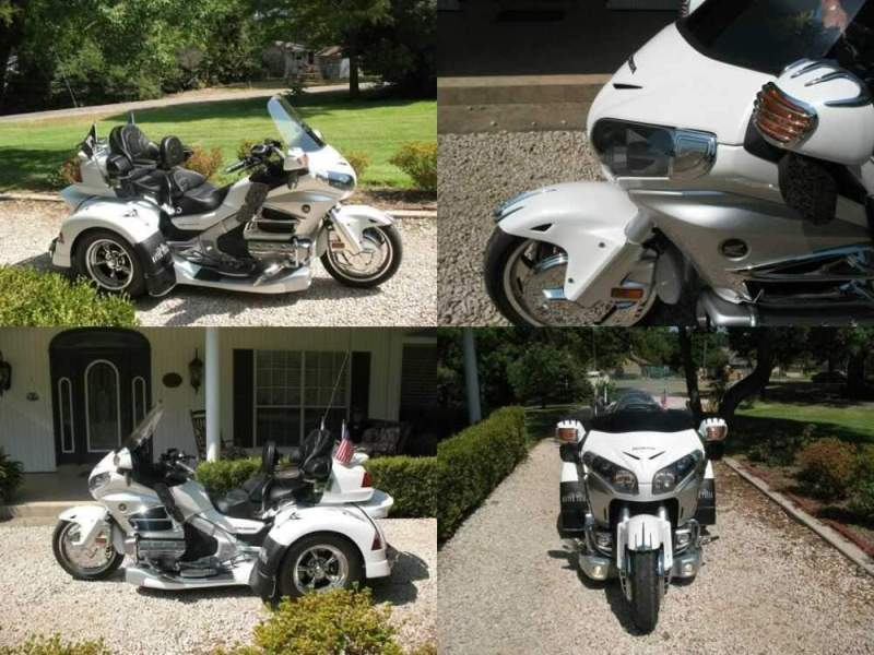 2012 Honda Gold Wing  for sale craigslist photo