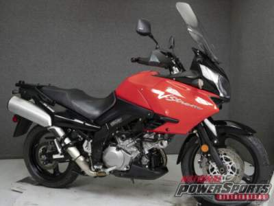 2012 Suzuki GSX / Katana 1250FA Red for sale craigslist