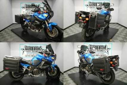 2012 Yamaha Super Tenere Blue for sale craigslist