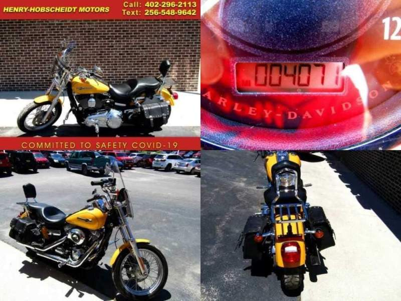 2013 Harley-Davidson Dyna Custom Yellow for sale craigslist