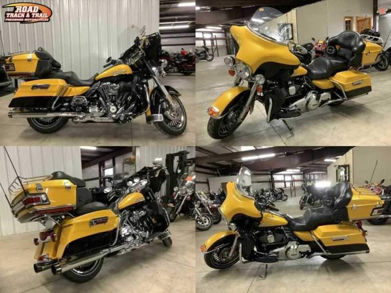 2013 Harley-Davidson FLHTK - Electra Glide® Ultra Limited Black for sale craigslist