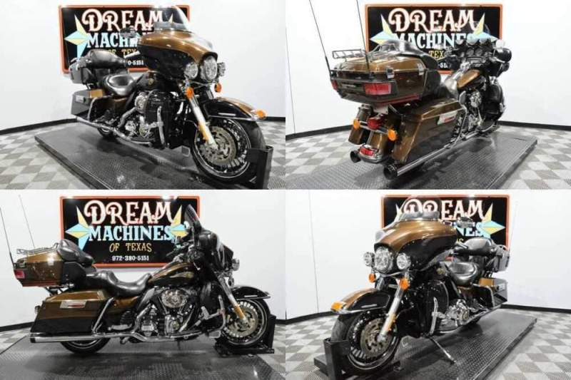 2013 Harley-Davidson FLHTK - Ultra Limited 110th Anniversary Edition Black for sale craigslist
