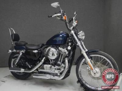 2013 Harley-Davidson Sportster BIG BLUE PEARL for sale craigslist