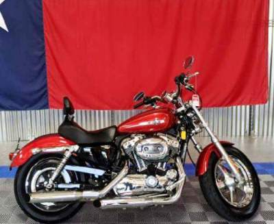 2013 Harley-Davidson Sportster Red for sale craigslist