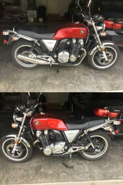 2013 Honda CB CB1100 Red for sale