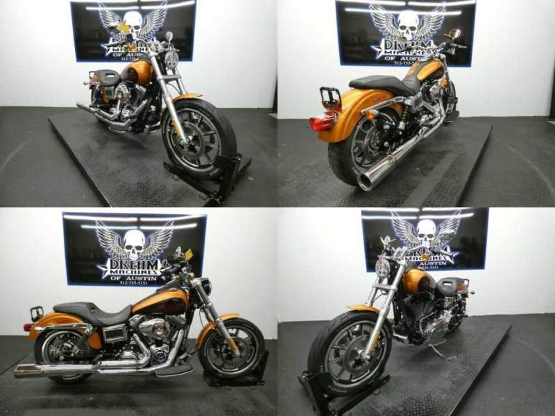 2014 Harley-Davidson Dyna Amber Whiskey for sale craigslist