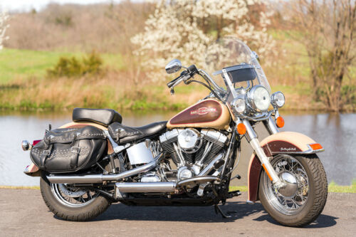 2014 Harley-Davidson Softail Sand Pearl/Canyon Brown Pearl for sale