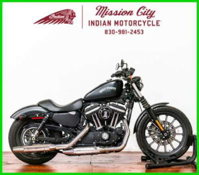 2014 Harley-Davidson Sportster XL883N - Iron 883 Black Denim for sale
