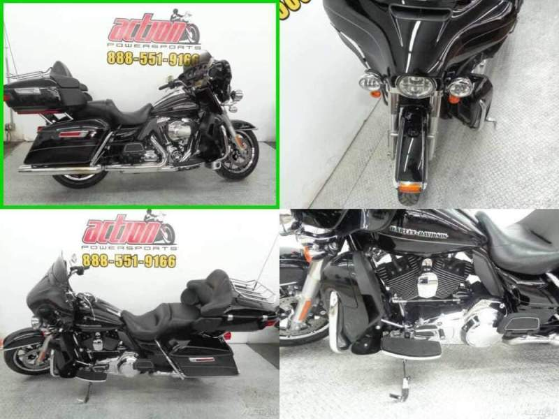 2014 Harley-Davidson Touring FLHTK - Electra Glide Ultra Limited Black for sale craigslist