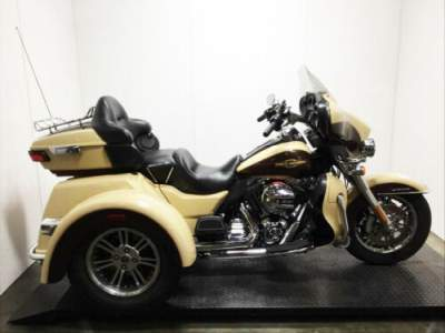2014 Harley-Davidson Touring Sand Pearl/Canyon Brown for sale