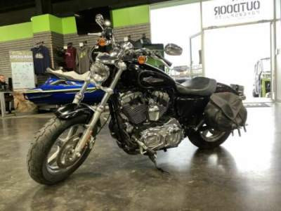 2014 Harley-Davidson XL1200C - Sportster® 1200 Custom -- for sale
