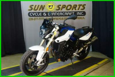 2015 BMW F-Series 800 R White for sale