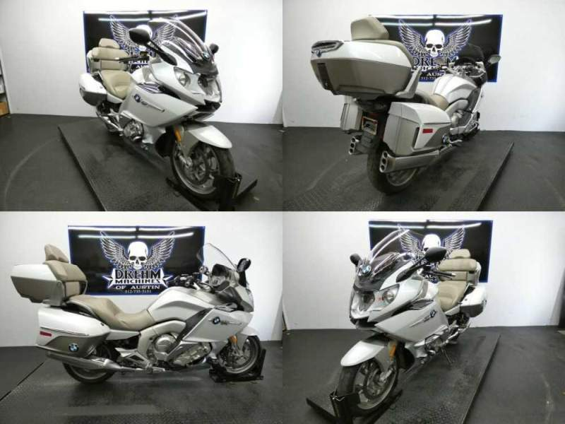 2015 BMW K 1600 GTL Exclusive -- for sale