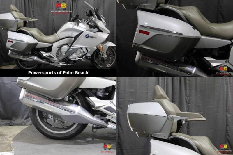 2015 BMW K 1600 GTL Exclusive White for sale