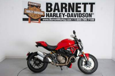 2015 Ducati 1200S Red for sale