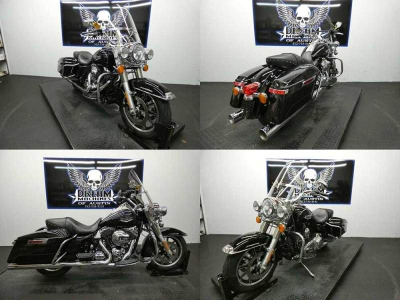 2015 Harley-Davidson FLHR - Road King Black for sale
