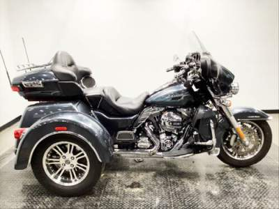2015 Harley-Davidson Touring Black Magic Custom HD for sale