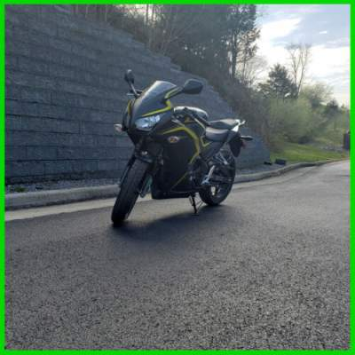 2015 Honda CBR 300R ABS Black for sale craigslist