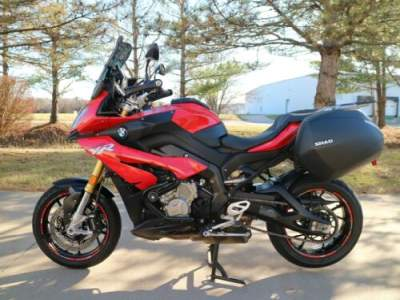 2016 BMW S1000XR red for sale