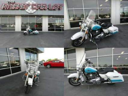 2016 Harley-Davidson FLHR ROAD KING Road King White for sale