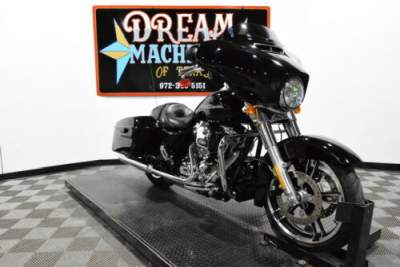 2016 Harley-Davidson FLHX - Street Glide -- Black for sale