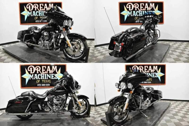 2016 Harley-Davidson FLHXS - Street Glide Special Black for sale craigslist photo