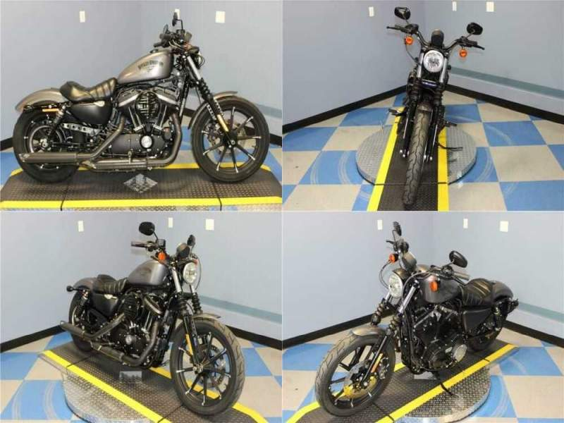 2016 Harley-Davidson Sportster Iron Gray for sale craigslist photo