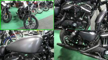 2016 Harley-Davidson Sportster Iron 883 MATTE GRAY for sale