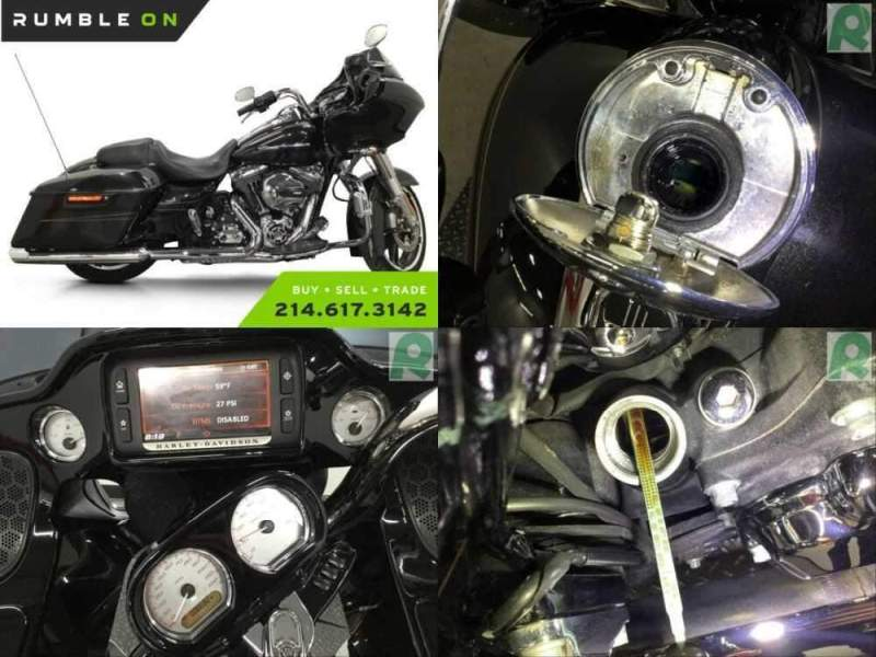2016 Harley-Davidson Touring CALL (877) 8-RUMBLE Black for sale craigslist photo