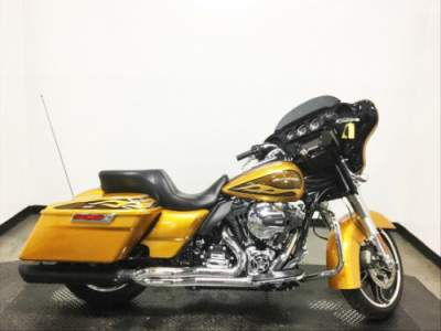 2016 Harley-Davidson Touring Hard Candy Gold Flake for sale