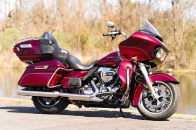 2016 Harley-Davidson Touring Mysterious Red Sunglo/Velocity Red Sunglo for sale