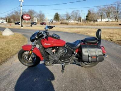 2016 Indian Scout® Sixty Indian Motorcycle Red® Red for sale craigslist
