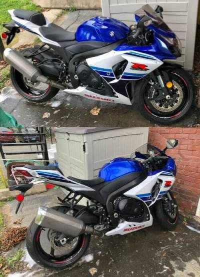 2016 Suzuki GSXR1000 Blue for sale