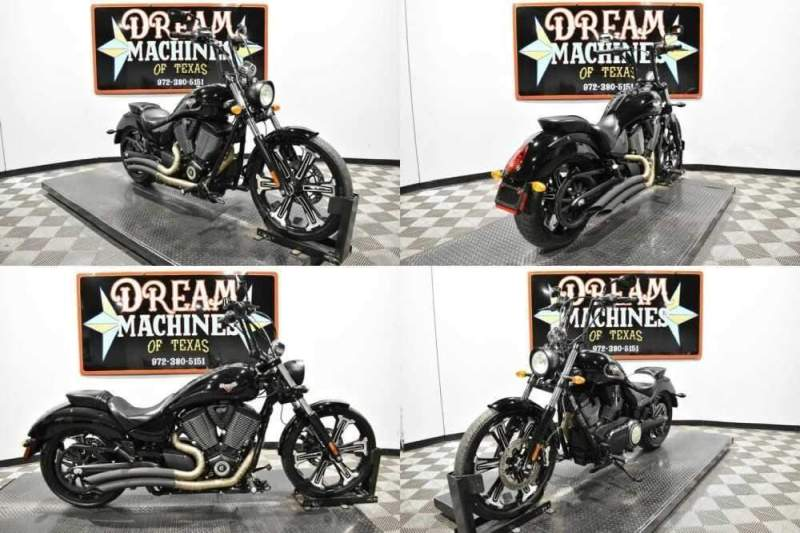 2016 Victory Vegas 8-Ball Black for sale craigslist
