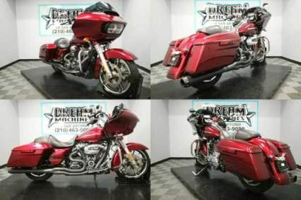 2017 Harley-Davidson FLTRXS - Road Glide Special Red for sale craigslist