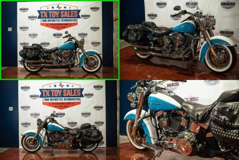 2017 Harley-Davidson Softail Softail® Deluxe for sale craigslist