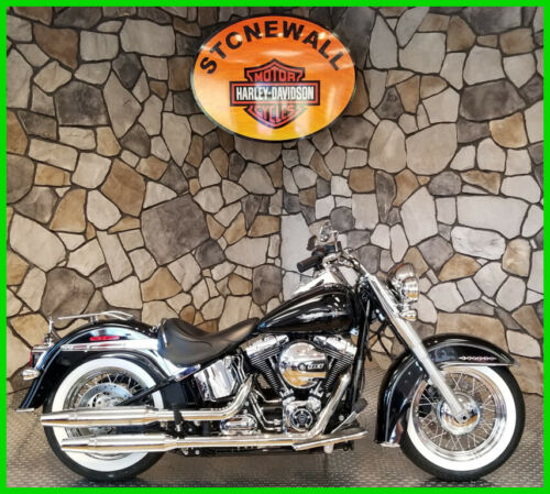 2017 Harley-Davidson Softail Deluxe Vivid Black for sale craigslist
