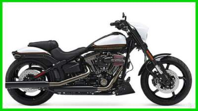 2017 Harley-Davidson Softail CVO Pro Street Breakout White Gold Pearl / Starfire Black for sale craigslist