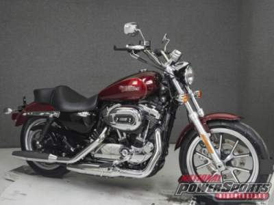 2017 Harley-Davidson Sportster XL1200T 1200 SUPERLOW WABS MYSTERIOUS RED SUNGLO/VELOCITY RED SUNGLO for sale craigslist