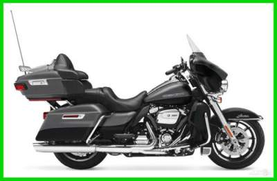2017 Harley-Davidson Touring Charcoal Denim / Black Denim for sale