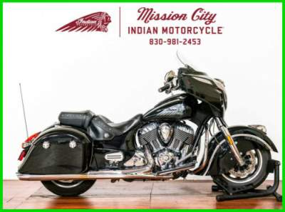 2017 Indian Chieftain Thunder Black Pearl Thunder Black Pearl for sale