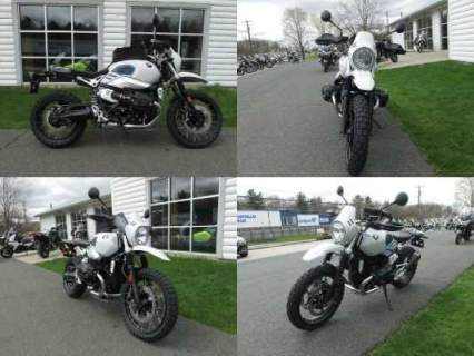 2018 BMW R NINE T URBAN G/S White for sale
