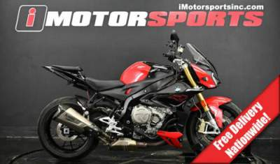 2018 BMW S 1000 R Racing RD / BK Storm Metallic Premium -- for sale craigslist