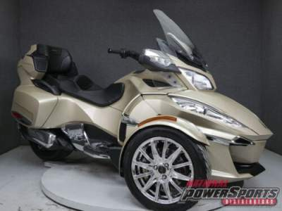 2018 Can-Am SPYDER RT LIMITED SE6 Gold for sale craigslist