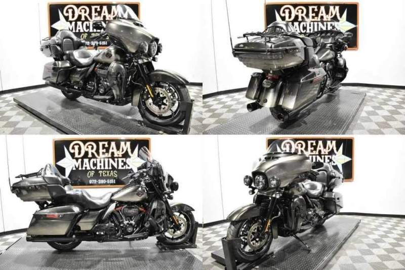 2018 Harley-Davidson FLHTKSE - Screamin Eagle Limited CVO Black for sale craigslist