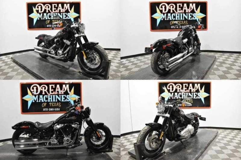2018 Harley-Davidson FLSL - Softail Softail Slim Black for sale