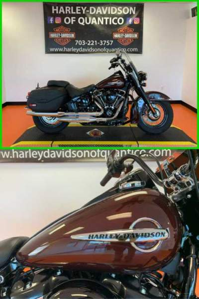 2018 Harley-Davidson Softail Twisted Cherry for sale craigslist photo