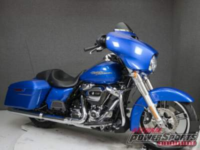 2018 Harley-Davidson Touring FLHX STREET GLIDE WABS ELECTRIC BLUE for sale
